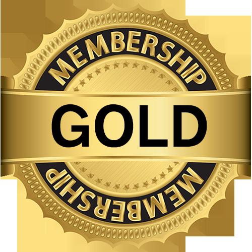 ログイン情報登録手続き (Gold member)