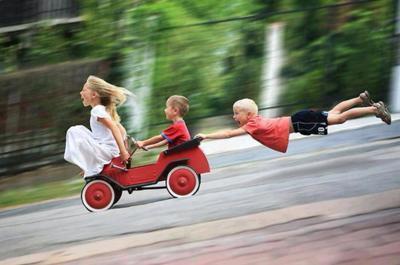 とにかくスピード、スピード、スピード!