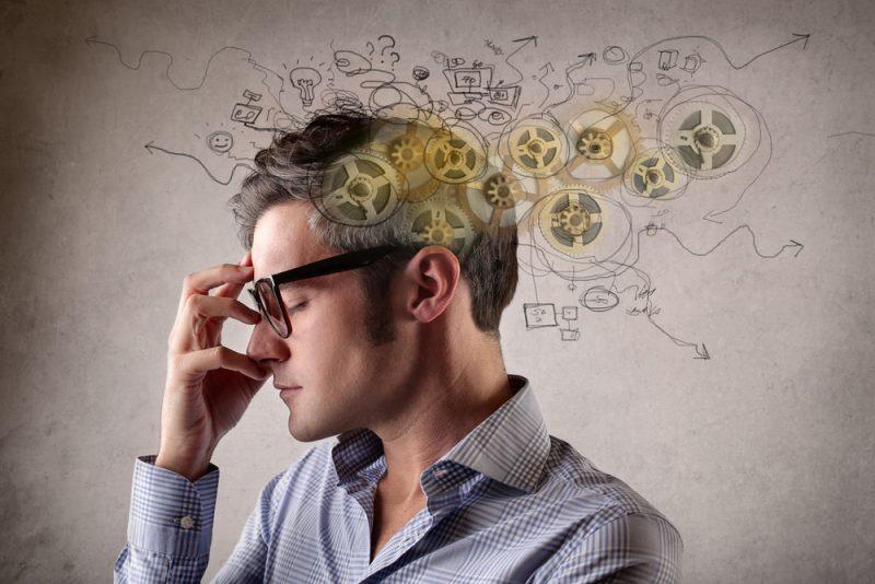 論理的な思考は無意識でスタートする